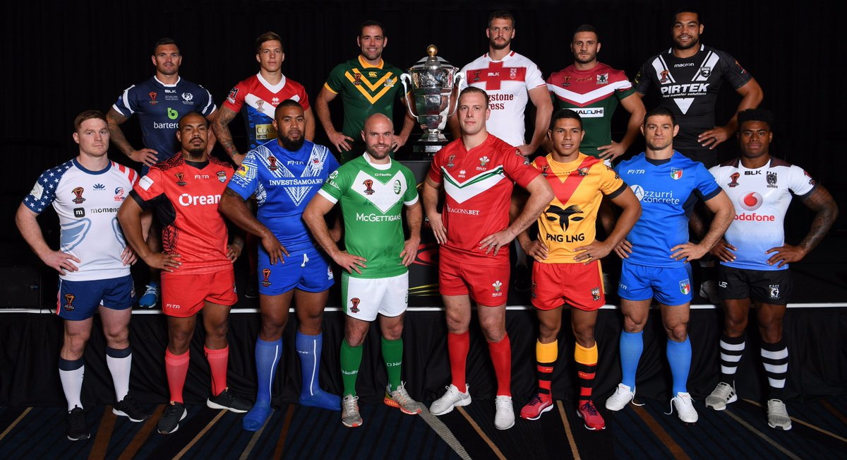 Absolutely everything you need to know before the #RLWC2017 kicks off!...