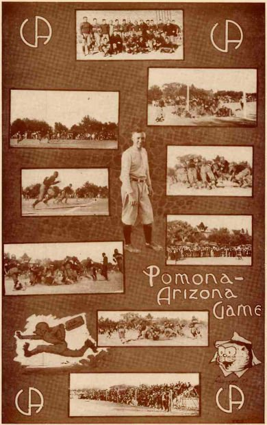 University of Arizona Homecoming since 1914 https://t.co/C1bewiyjvu