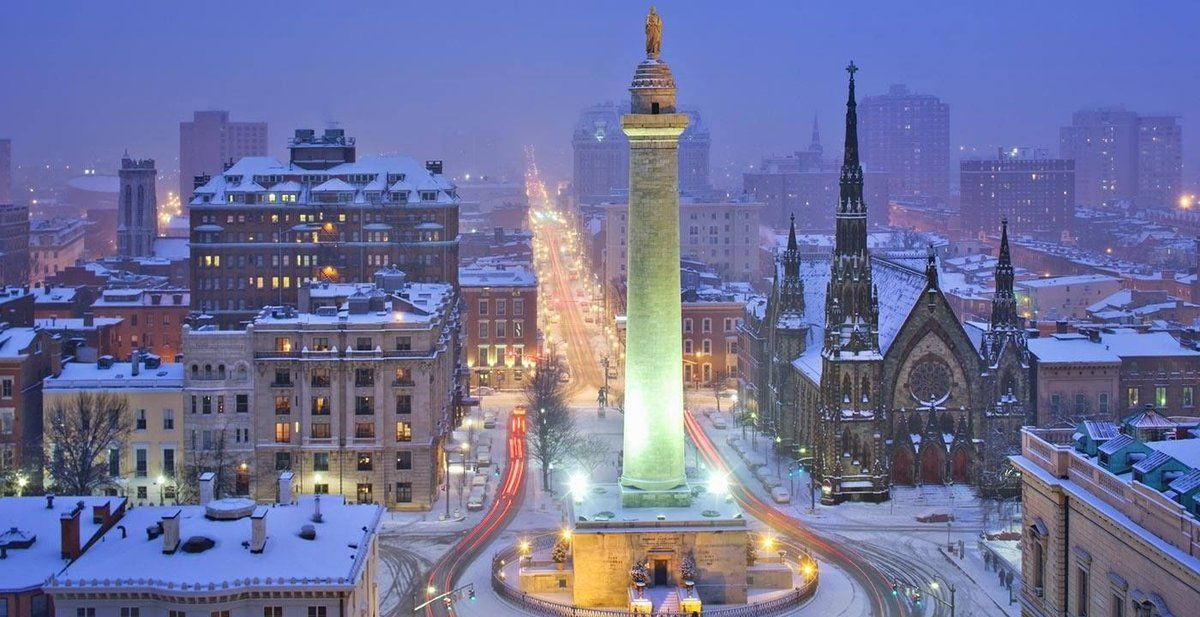 """Amazing Baltimore... """"I haven't been everywhere, but it's on my list."""" – Susan Sontag Can you guess places on the pictures? #baltimore <br>http://pic.twitter.com/4iAlWOIM6N"""
