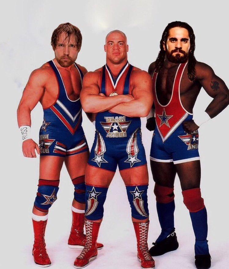 #WWETLC #TEAMANGLE #WORLDSGREATESTTAGTEAM https://t.co/vi1bBoTBDp