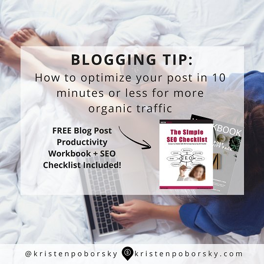 How to Optimize Your Blog Post in 10 Minutes or Less #SEO #SEOTips  http:// bit.ly/2odumzT  &nbsp;  <br>http://pic.twitter.com/MkGgTIkOBI