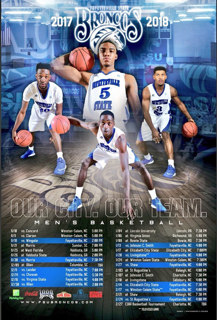 poster swag on twitter awesome hoops posters for fsubroncos