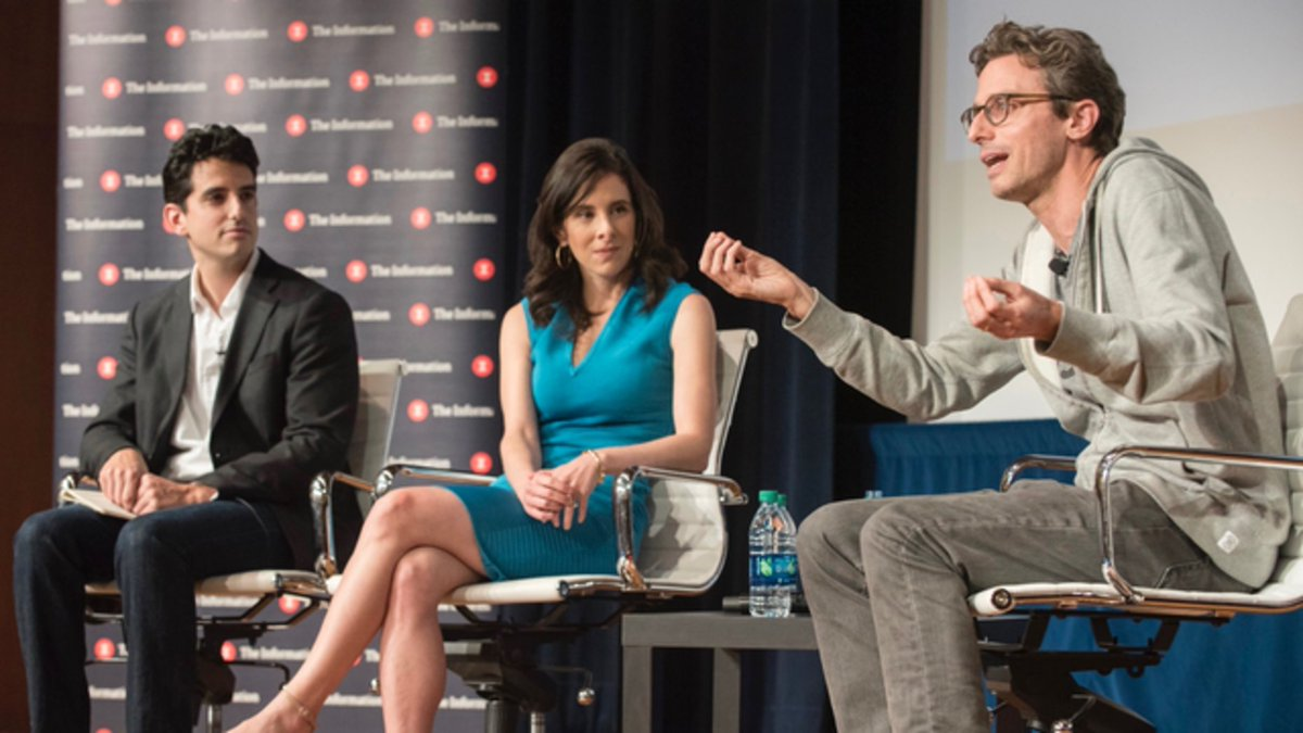BuzzFeed CEO says the company is trying to diversify its business in other ways as it considers going public https://t.co/z0xwSCWFWW