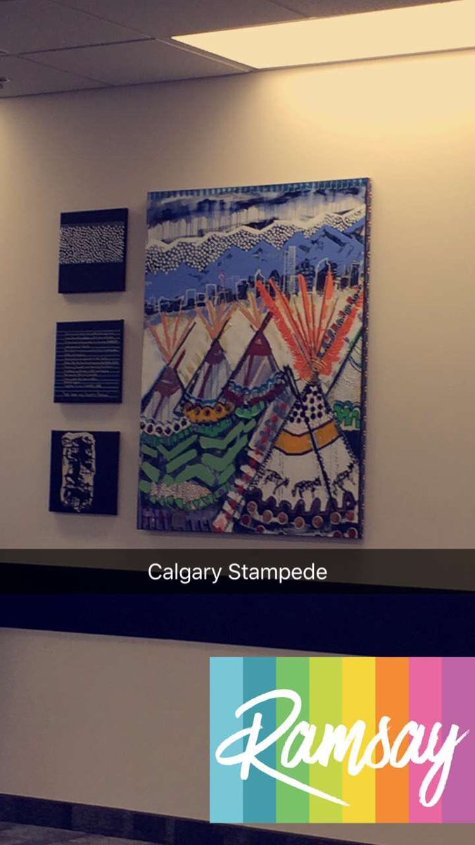 Today, Volunteer Meeting at Sweetgrass Lodge for @calgarystampede @CSIndianVillage #stampede2018 #planning #fall2017 #snapchat #art #<br>http://pic.twitter.com/5TL48cXsXy