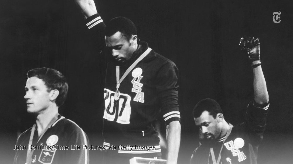 .@MichaelEDyson on how famous athletes have always led the way https://t.co/DLpXvyWaVc