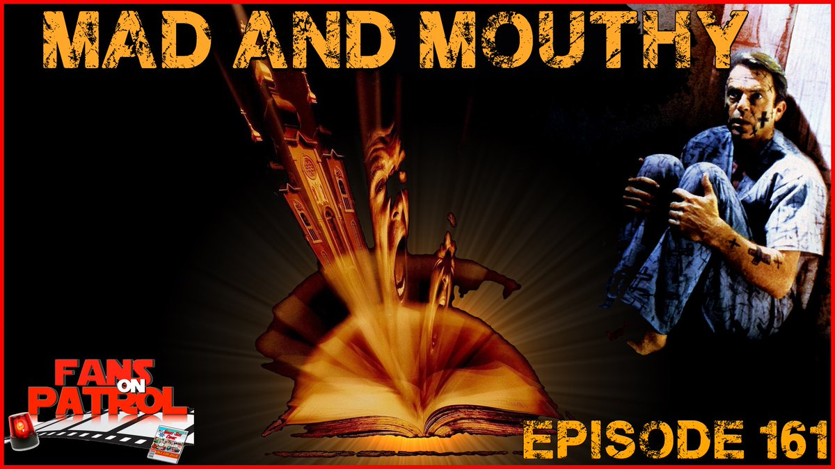 Mad and Mouthy Ep 161  https://www. podbean.com/media/share/pb -knvg5-78d7b6#.We1QMxTlV5Q.twitter &nbsp; …  #PodernFamily #movie #film #podcast #StarWars #BlackPanther #newmutants #horror #ThorRagnarok <br>http://pic.twitter.com/QDoODLlGtk