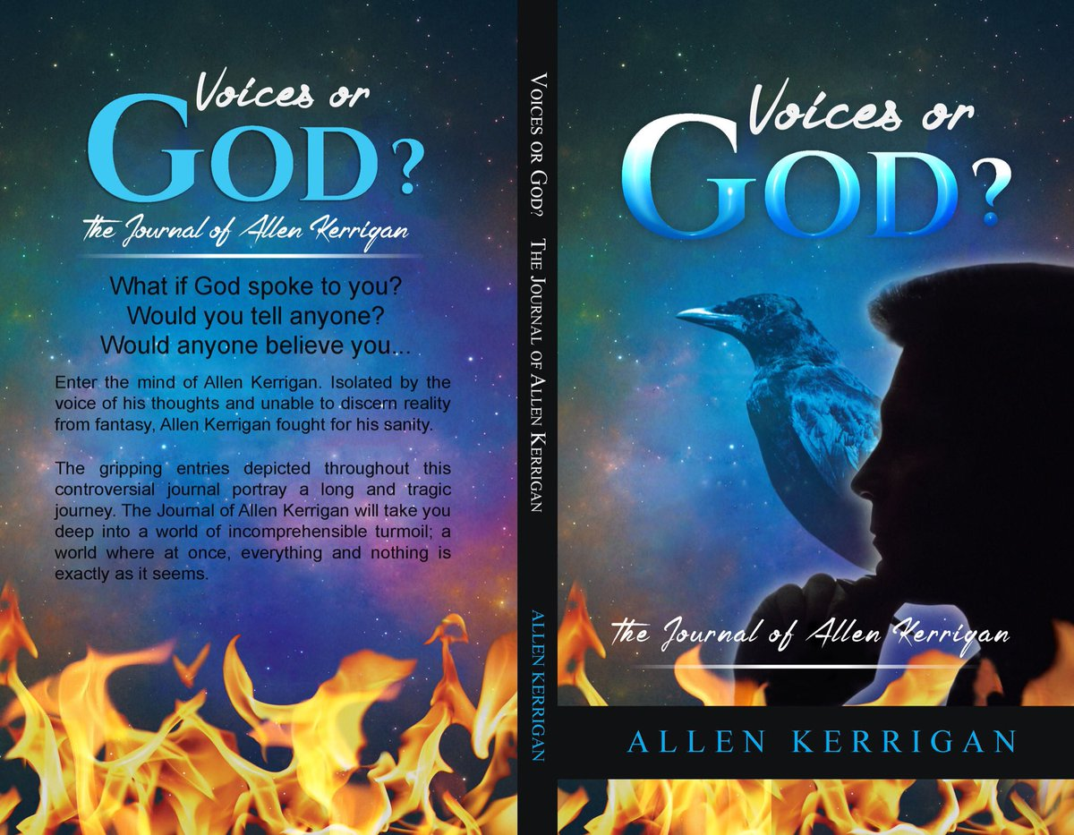 Check out the book trailer for @allensjournal #VoicesOrGod #SuicidePrevention  https:// youtu.be/0GUGkLJSt3w  &nbsp;  <br>http://pic.twitter.com/6h9bYmD66d