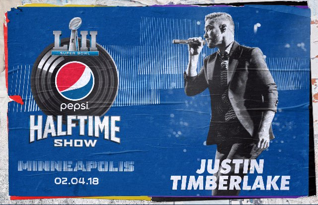 Congrats @jtimberlake proud of you!! Let...