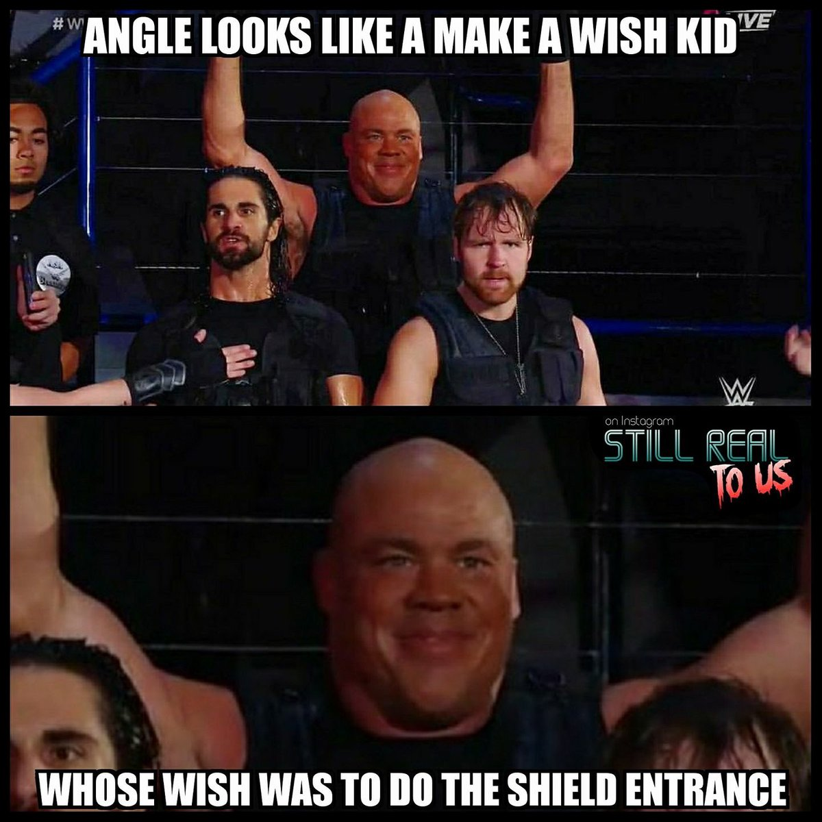 Oh it's true, it's damn true #WWE #TLC #kurtangle<br>http://pic.twitter.com/c8L45imxXk