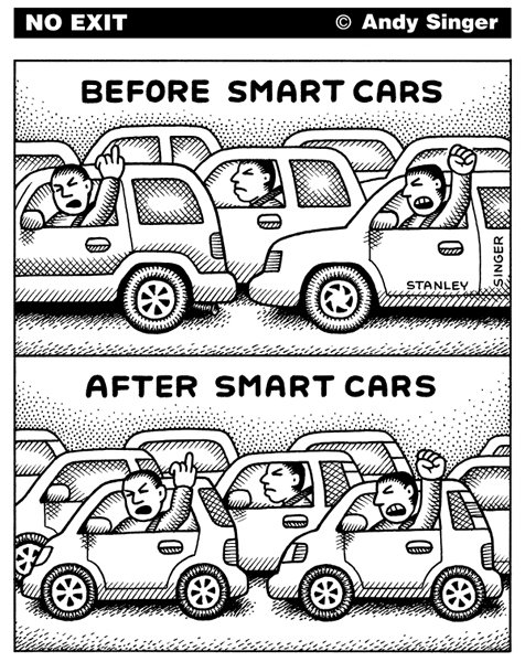 What&#39;s life going to be once the #autonomous #cars hits the road?  The brilliant #AndySinger got it right!  @urbanvoicesin @urbanthoughts11<br>http://pic.twitter.com/GsnjXOgSrD