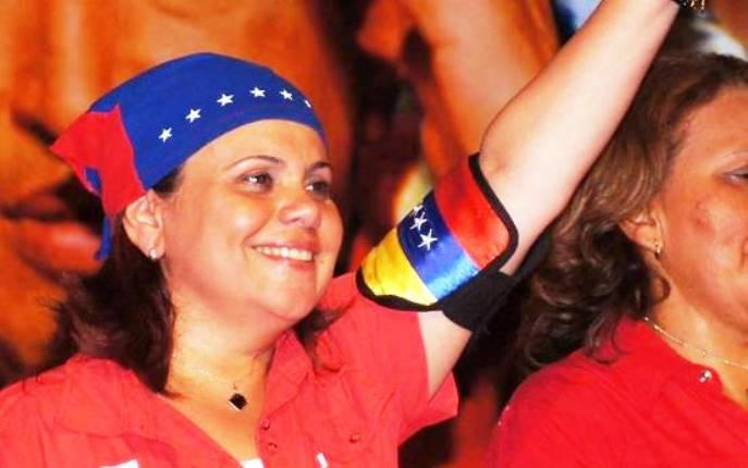 ¡En Delta Amacuro! Lizeta Hernández rati...