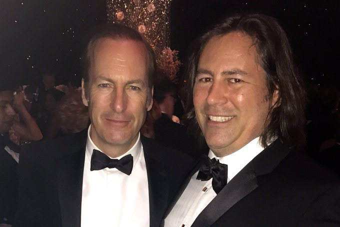 Happy Birthday to Bob Odenkirk!