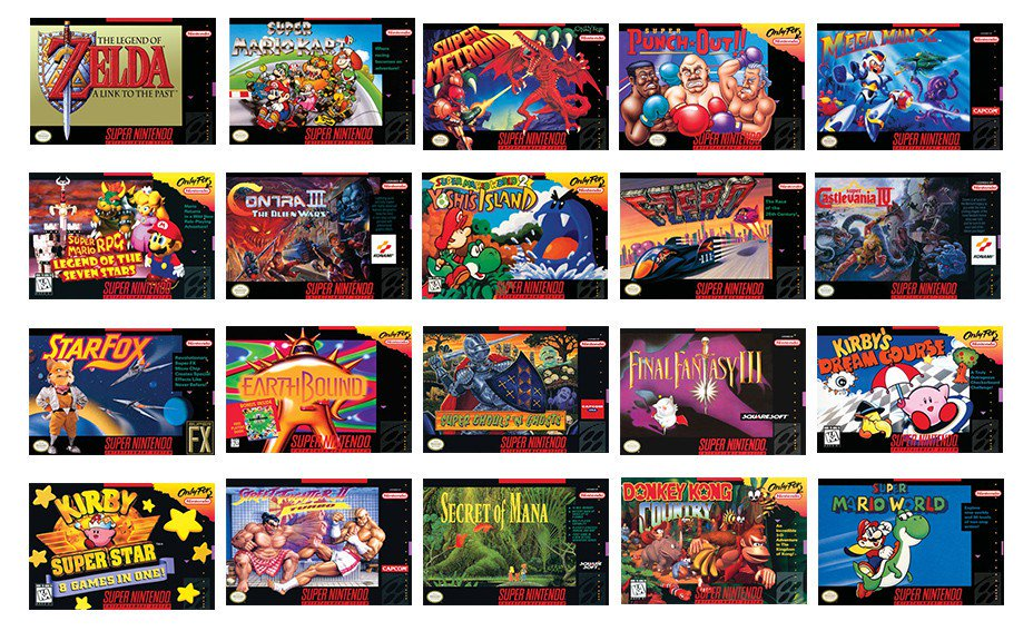 WIN a #SNESClassicMini ! #Follow and #Retweet to be in the draw! #competition #giveaway #win...  https:// twitter.com/SkourgeLegacy/ status/921353162212106240 &nbsp; …  by #_shabadoo_<br>http://pic.twitter.com/4seCos6qvx