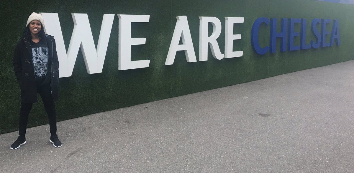 Stormed Stamford Bridge @ChelseaFC to have a word with Conte but they said Oga is not around I should come back later #Chelsea <br>http://pic.twitter.com/OoqEpdLsjb