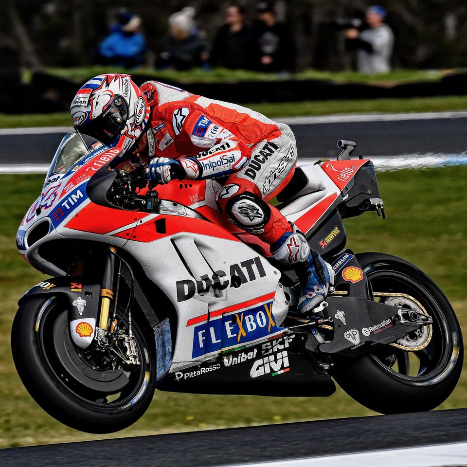 Tough race, but we&#39;ll bounce back getting stronger  #teamwork  #Dovi04 #DesmoDovi #AD04 #forzaducati  #MotoGP #alpinestars #suomy #redbull <br>http://pic.twitter.com/nFba61TFll