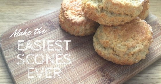 Want scones? Of course you do - so you need my easiest scones ever recipe!  https:// buff.ly/2yHi8XS  &nbsp;   @FemaleBloggerRT #Bloggerstribe #GRLPOWR<br>http://pic.twitter.com/HvTdY1dMi8