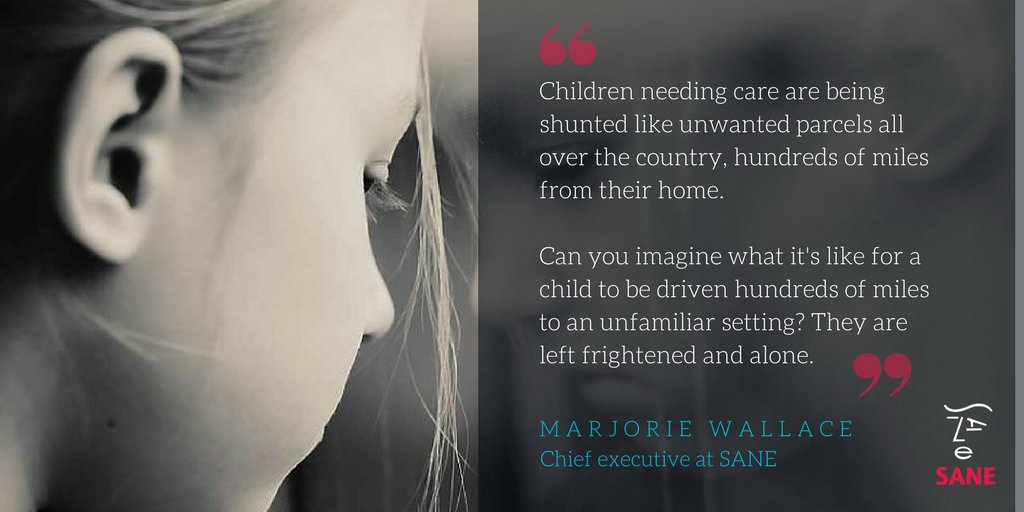 Children are being made to travel hundreds of miles for care. This unnecessary suffering must stop. #mentalhealth <br>http://pic.twitter.com/1mSAiqj5Fi