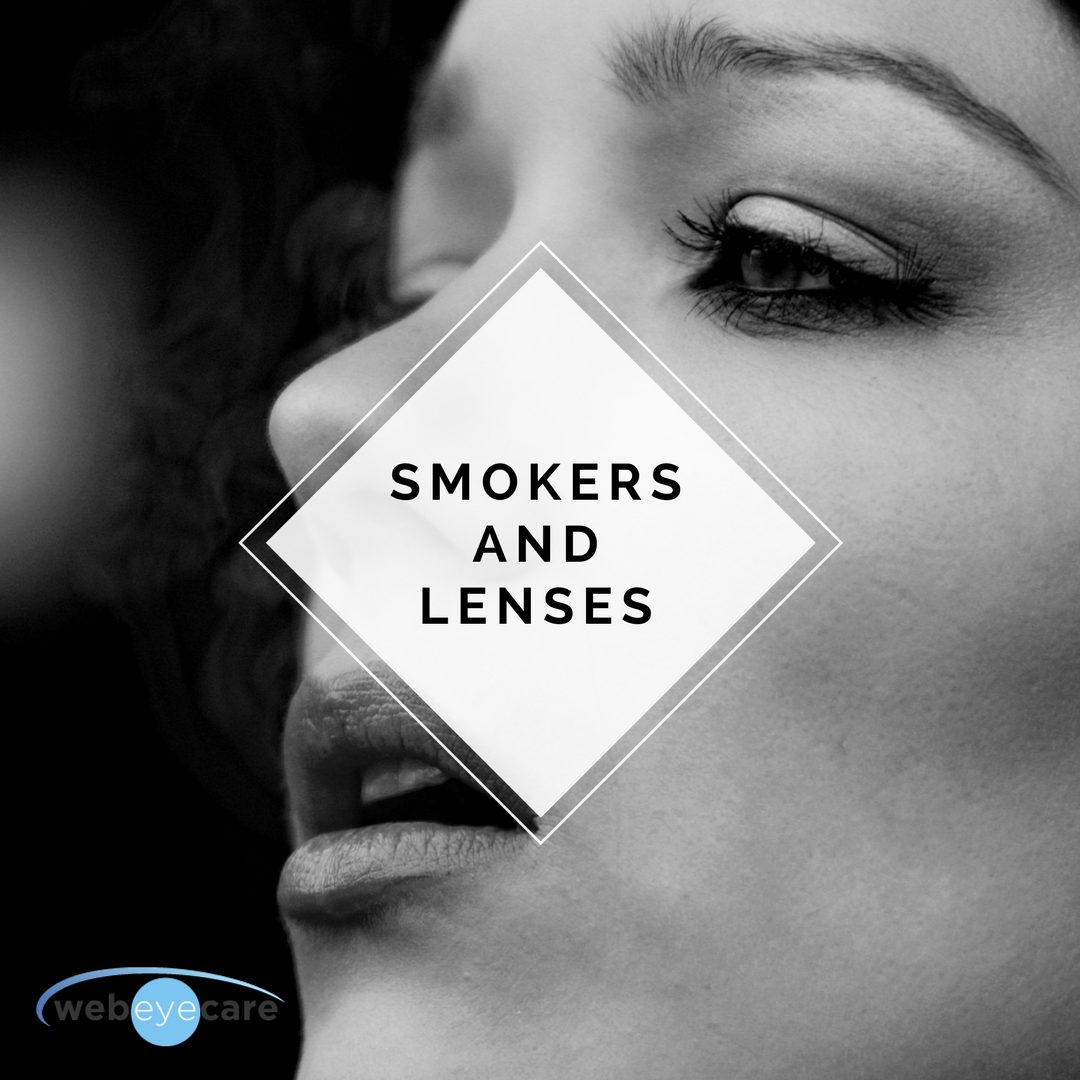 #Smokers who wear #contacts are more likely to develop eye diseases than non-smokers. #contactlenses #eyecare #eyes  http://www. webeyecare.com  &nbsp;  <br>http://pic.twitter.com/GHUbK1VVs2
