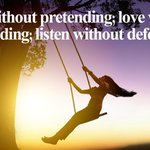 RT @tim_fargo: Live without pretending; love witho...