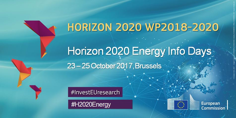#H2020 #Energy Info Days start today. See how the EIT is building a #lowcarbon climate resilient future  http:// bit.ly/EIT_eu  &nbsp;   #H2020Energy<br>http://pic.twitter.com/pVkGBoxlaG