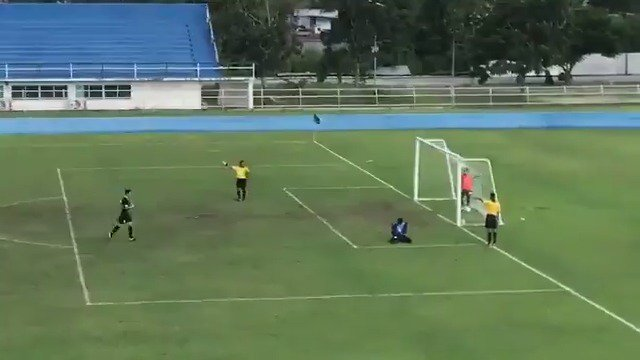 This is the most ridiculous goal in soccer history -- and it's not even close