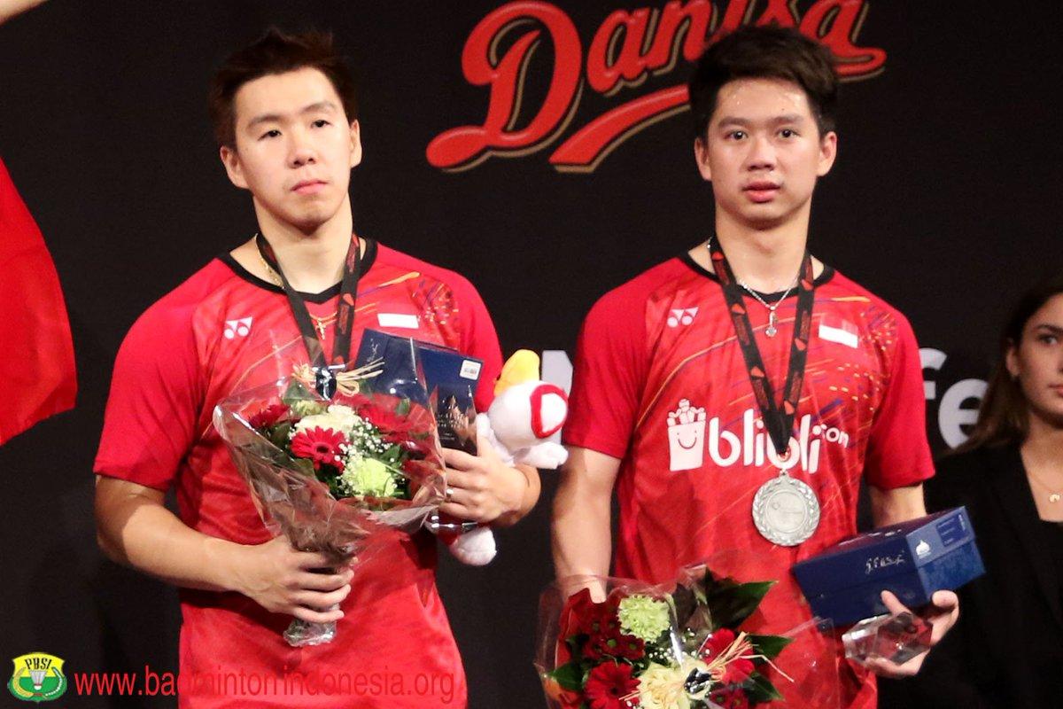 """Badmintonlovers on Twitter """"Kevin Sanjaya Sukamuljo dan Marcus"""