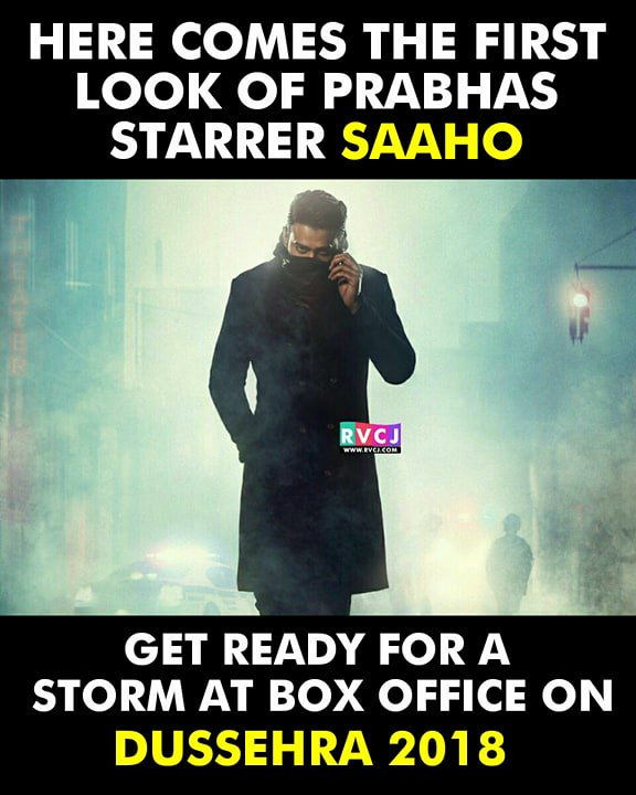 #SaahoFirstLook https://t.co/xKCgwwiZYy