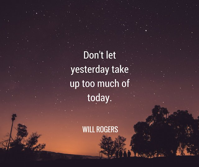 Focus on the present and keep moving forward. #MondayMotivation #QOTD <br>http://pic.twitter.com/HgzmM78zMY