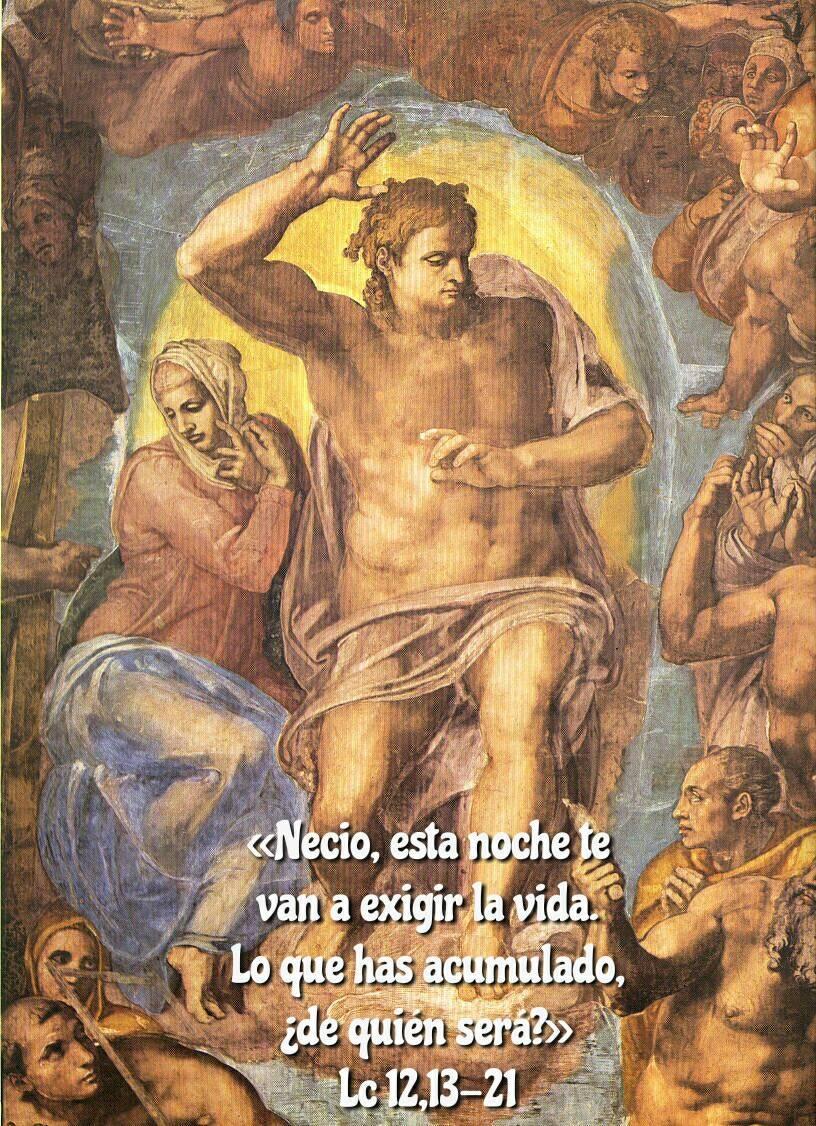 #ImagenDelDía #EvangelioDelDía Lc 12,13-...