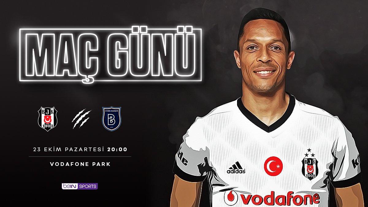 Süper Lig\'de rakip M. Başakşehir #ZafereKanatlan #Beşiktaş