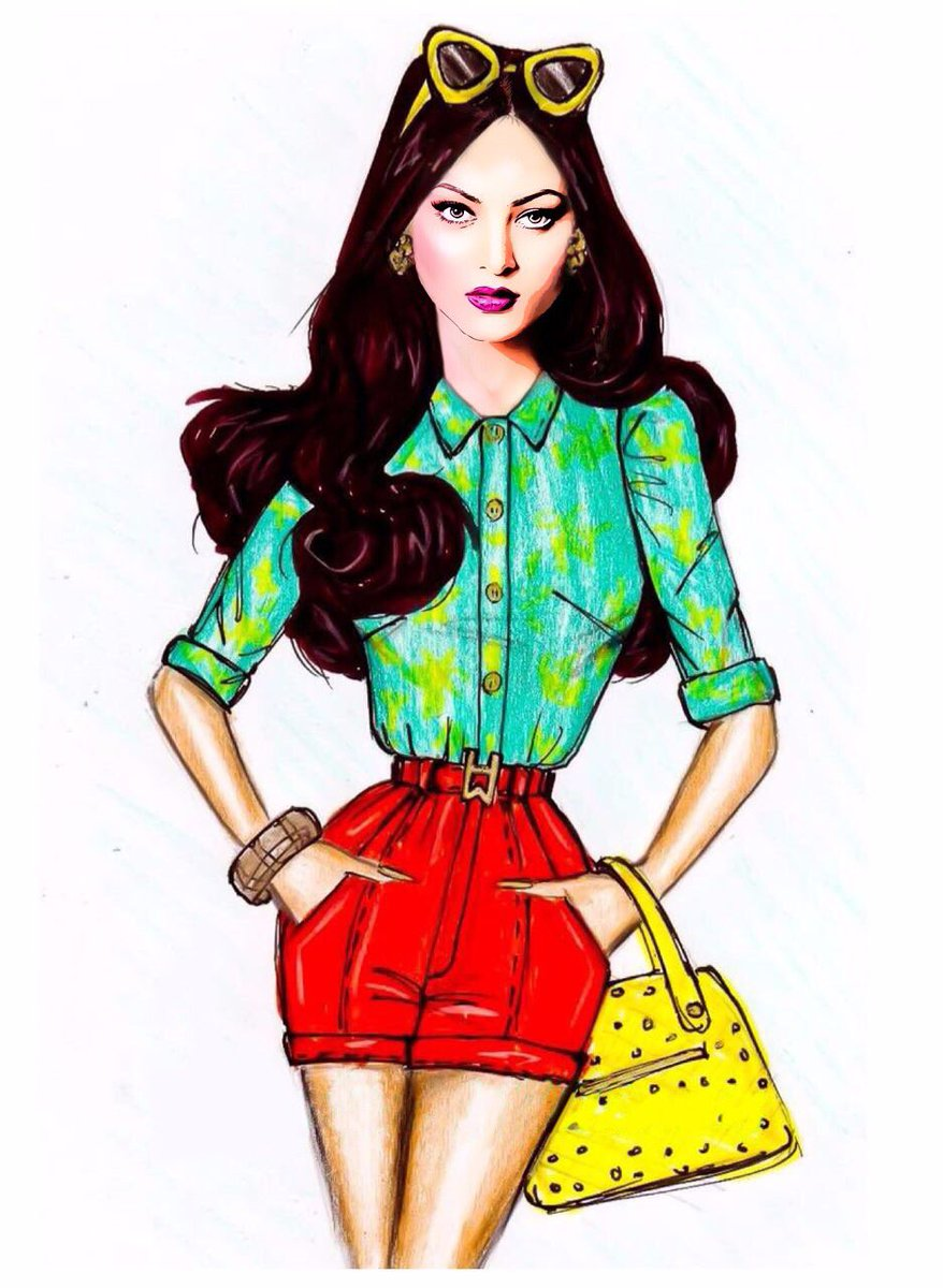 для вашего красивая цветная одежда в картинках для правильно