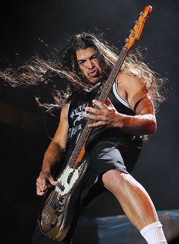 Happy Birthday to Robert Trujillo- Ozzy Osbourne, Metallica
