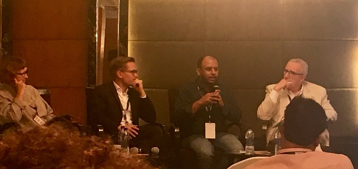 #AltNews India based anti-propaganda and fact-checking website run by Pratik Sinha talks examples of fake news in India at #ONO #conference <br>http://pic.twitter.com/qR4bNWheGZ
