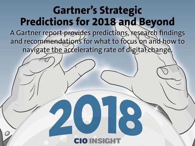 2018 #Strategic Predictions From Gartner  https:// buff.ly/2yKgDsI  &nbsp;   #AI #cybersecurity #Bitcoin #Bots #IOT<br>http://pic.twitter.com/lmiGD7kxoL