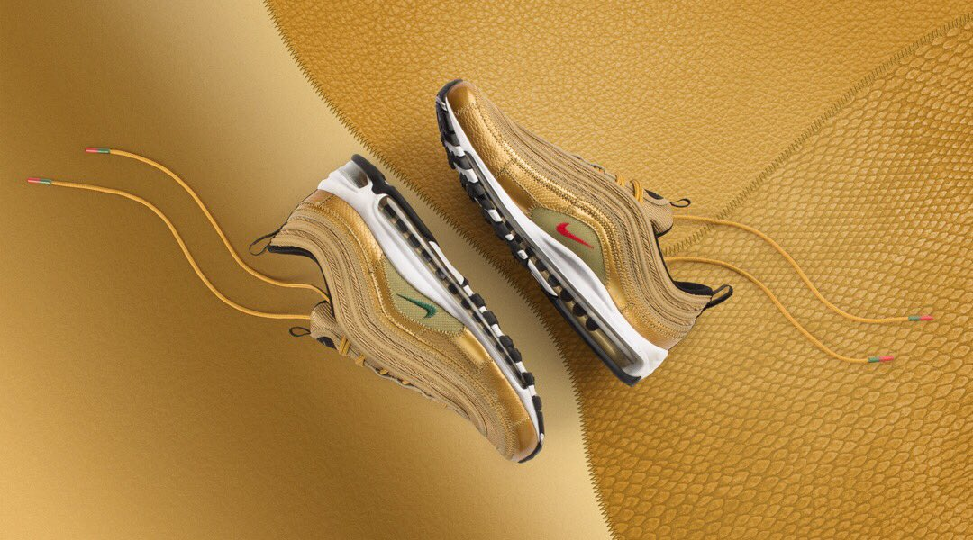 My Air Max 97 Cr7 S Are Available Exclusively On The Nike Sneakrs
