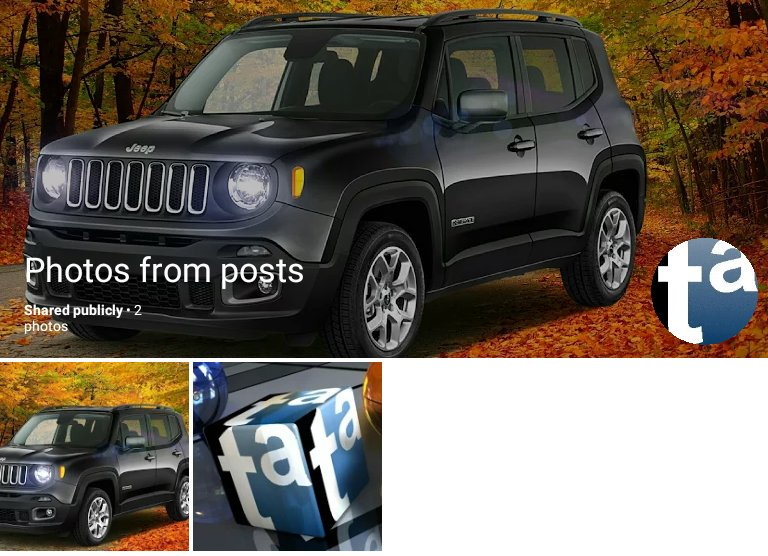 ☇ TAEVision #Engineering - Google+ Moment - Oct 23, 2017 #Jeep #Renegade #Latitude Compact #SUV 2015 #Automotive  https:// plus.google.com/+TAEVisionEngi neering/posts/C2sN8npjpK1 &nbsp; … <br>http://pic.twitter.com/6HDg7CR0jj