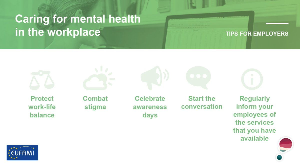 Here are 5 ways workplaces are made friendlier for carers and #mentalhealth. <br>http://pic.twitter.com/prFztkTMN3