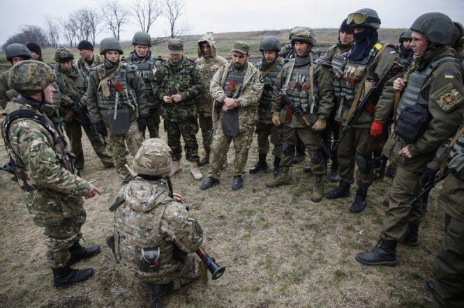 """""""Альфа"""" проведет совместные тренировки с морпехами США для обмена опытом тактических действий в чрезвычайных ситуациях, - СБУ - Цензор.НЕТ 2987"""