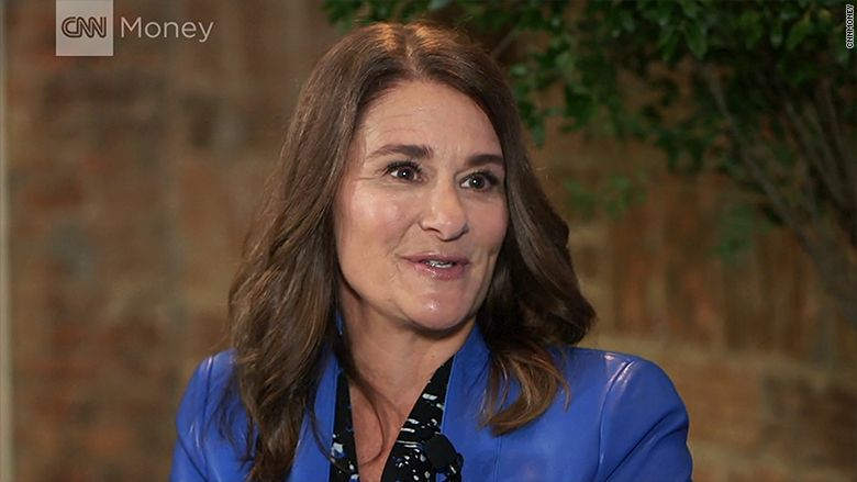 Melinda Gates: The #VC industry &#39;needs to clean up its act&#39; #FemaleFounders #WomenInTech #investment #fundraising  http:// cnnmon.ie/2yyI6Op  &nbsp;  <br>http://pic.twitter.com/Ww4LBYoYsX