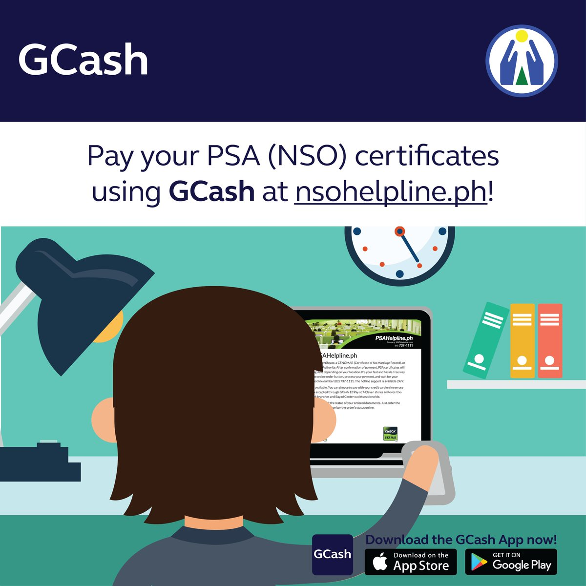 Gcash on twitter ordering your birth marriage and other gcash on twitter ordering your birth marriage and other certificates from psa nso just got easier with gcash just visit nsohelpline to pay now aiddatafo Choice Image