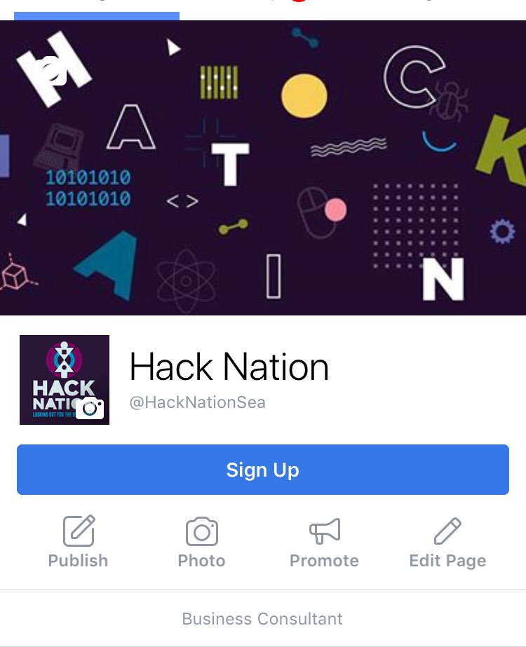 Hack Nation on Twitter: