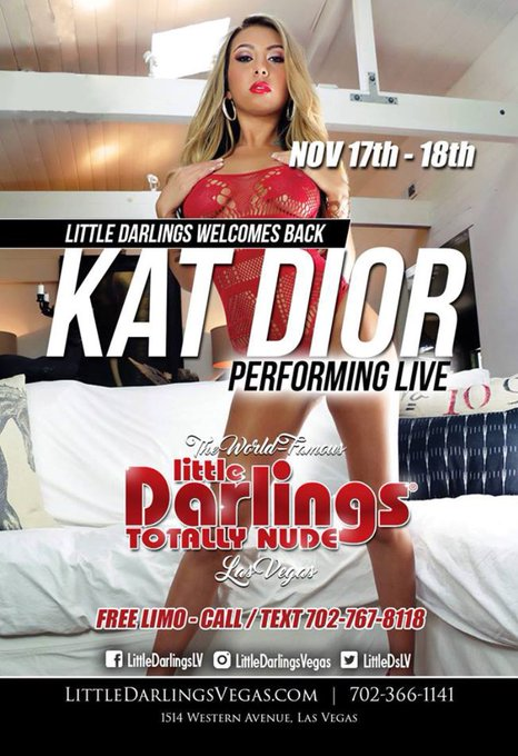 Cum check me out at @LittleDsLV Nov 17-18! It's about to be LITTTT 💛💦😈 https://t.co/6cZ6FJXBzU