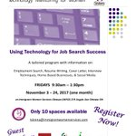 Technology Mentoring for Women!  find out more at https://t.co/gutFjSe2pY  #IWSO #ImmigrantWomen