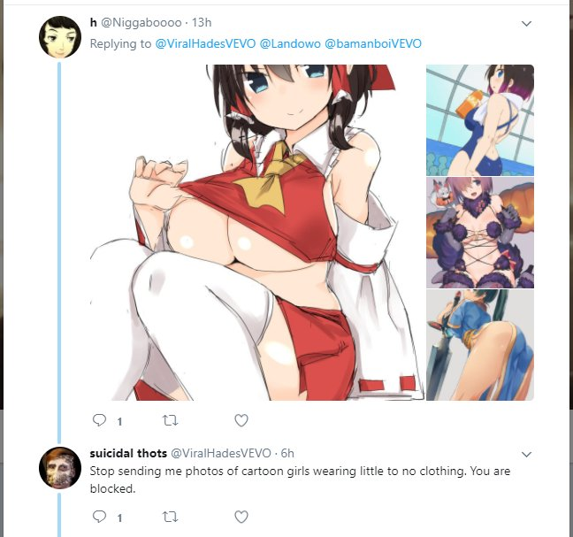 Sexy nude anime women