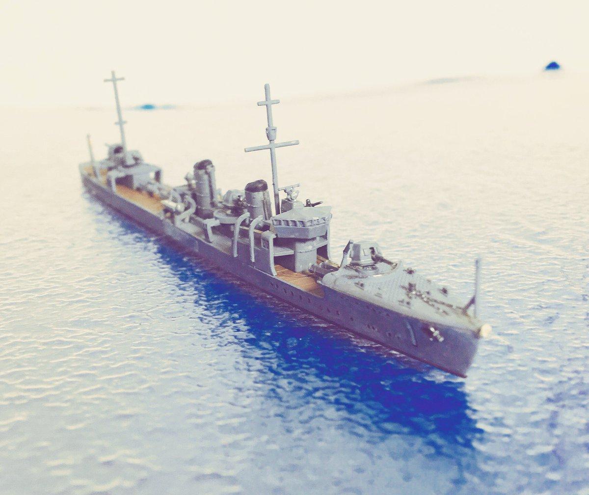 11月7~12日の艦船