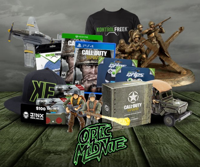 Optic midnite giveaway sweepstakes