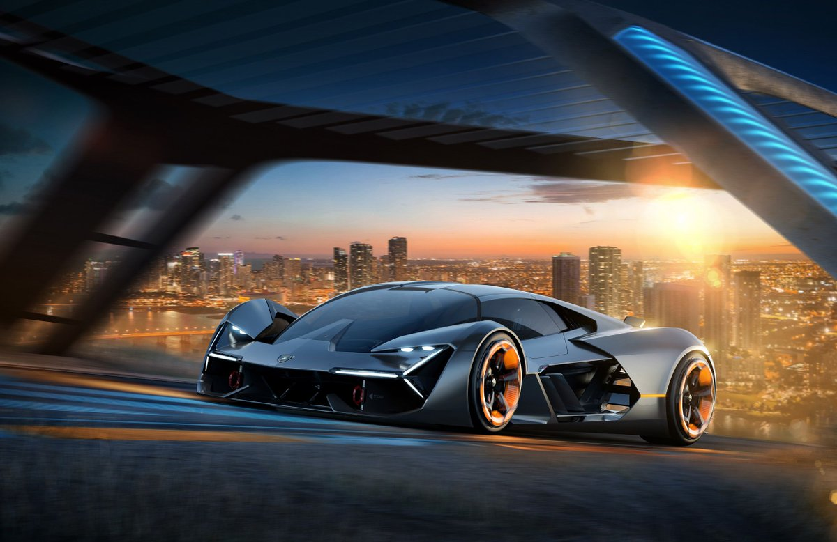 The Lamborghini Terzo Millennio Latest News Breaking News