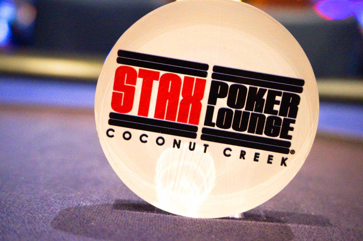 Stax poker lounge twitter poker risk of ruin calculator