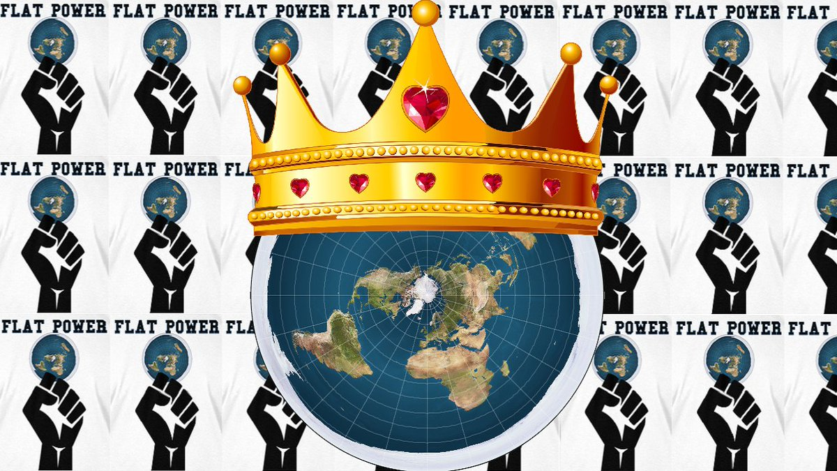 https://www. youtube.com/c/FLATPOWERTV/ live &nbsp; …  The Earth Is Flat &amp; The AE Map is the Official Flat Earth Map Until YOU Prove Otherwise! #FLATPOWER <br>http://pic.twitter.com/iJ1Cbwr57V