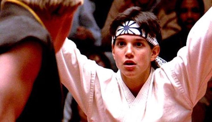 Happy 56th Birthday to the Karate Kid....Ralph Macchio